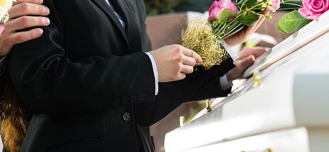 お葬式のマナー5