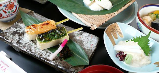 精進料理1